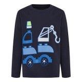 DUPLO T-Shirt DONKERBLAUW (CM-51100 - Maat 92)