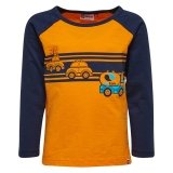 DUPLO T-Shirt ORANJE (Texas 101 - Maat 86)