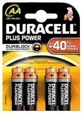 DURACELL Plus Power AA MN1500 (4 stuks)