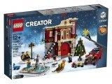 LEGO 10263 Winterdorp Brandweerkazerne
