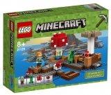 LEGO 21129 Het Paddenstoeleiland