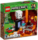 LEGO 21143 Het Onderwereld Portaal