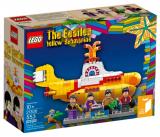 LEGO 21306 Yellow Submarine BESCHADIGD