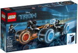 LEGO 21314 TRON Legacy Lightcycle