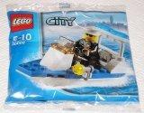 LEGO 30002 Politieboot (Polybag)