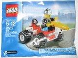 LEGO 30010 Brandweerman (Polybag)