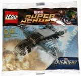 LEGO 30162 Quinjet (Polybag)