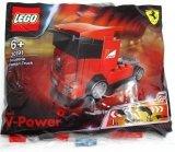 LEGO 30191 Scuderia Ferrari Truck (Polybag)