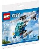 LEGO 30351 Politiehelicopter (Polybag) GRATIS