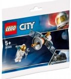 LEGO 30365 Satelliet (Polybag) GRATIS