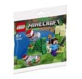 LEGO 30393 Minecraft Steve en Creeper (Polybag)