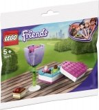 LEGO 30411 Snoepdoos en Bloem (polybag)