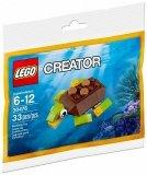 LEGO 30476 Gelukkige Schildpad (Polybag)