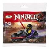 LEGO 30531 Zonen van Garmadon (Polybag)