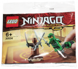 LEGO 30534 Ninja Workout (Polybag)