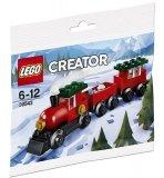 LEGO 30543 Kersttrein (Polybag)