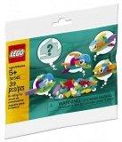 LEGO 30545 Bouw je eigen Vis (Polybag)