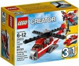 LEGO 31013 Red Thunder