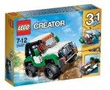 LEGO 31037 Avontuurlijke Voertuigen
