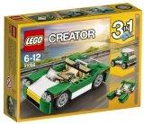 LEGO 31056 Groene Sportwagen