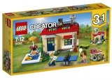 LEGO 31067 Modulaire Vakantie aan het Zwembad