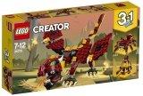 LEGO 31073 Mythische wezens