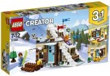 LEGO 31080 Modulaire Wintervakantie