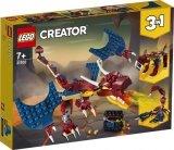 LEGO 31102 Vuurdraak
