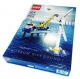 LEGO 4002015 Borkum Riffgrund
