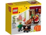 LEGO 40123 Thanksgiving Feast