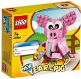 LEGO 40186 Year of the Pig GRATIS