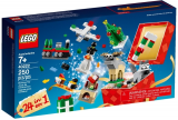 LEGO 40222 Holiday Countdown Set