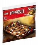 LEGO 40315 Ninjago Tempelreis Bordspel (Polybag)