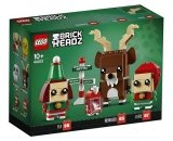 LEGO 40353 Reindeer and Elf & Elfie