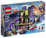 LEGO 41238 Lena Luthor Kryptomite-Fabriek