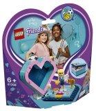 LEGO 41356 Stephanie's Hartvormige Doos