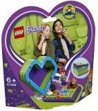 LEGO 41358 Mia's Hartvormige Doos
