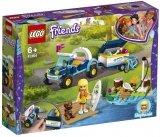 LEGO 41364 Stephanie's Buggy en Aanhanger