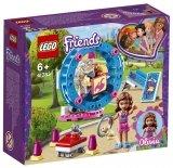 LEGO 41383 Olivia's Hamsterspeelplaats