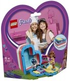 LEGO 41387 Olivia's Heart-shaped Summer Box