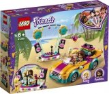 LEGO 41390 Andrea's Auto en Podium
