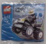 LEGO 5625 Politie 4x4 (Polybag)