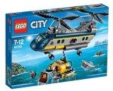 LEGO 60093 Diepzee Helicopter