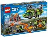 LEGO 60125 Vulkaan Zware Transport Helicopter
