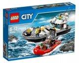 LEGO 60129 Politie Patrouilleboot