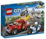 LEGO 60137 Sleeptruck Probleem