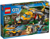 LEGO 60162 Jungle Helikopterdropping