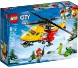 LEGO 60179 Ambulance Helikopter