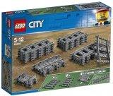 LEGO 60205 Rechte en Gebogen Rails