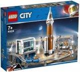 LEGO 60228 Ruimteraket en Vluchtleiding
